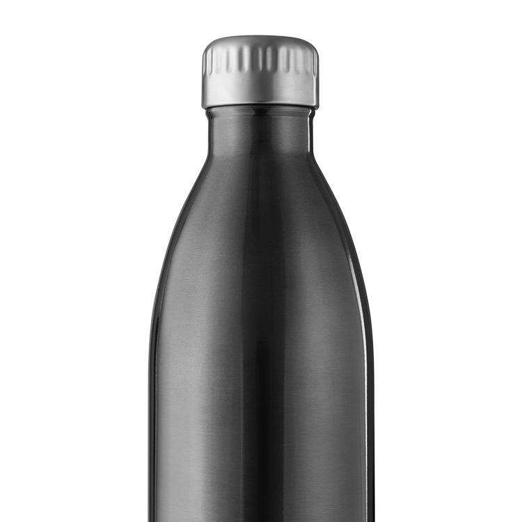 Avanti Insulated Drink Bottle 1L Gunmetal