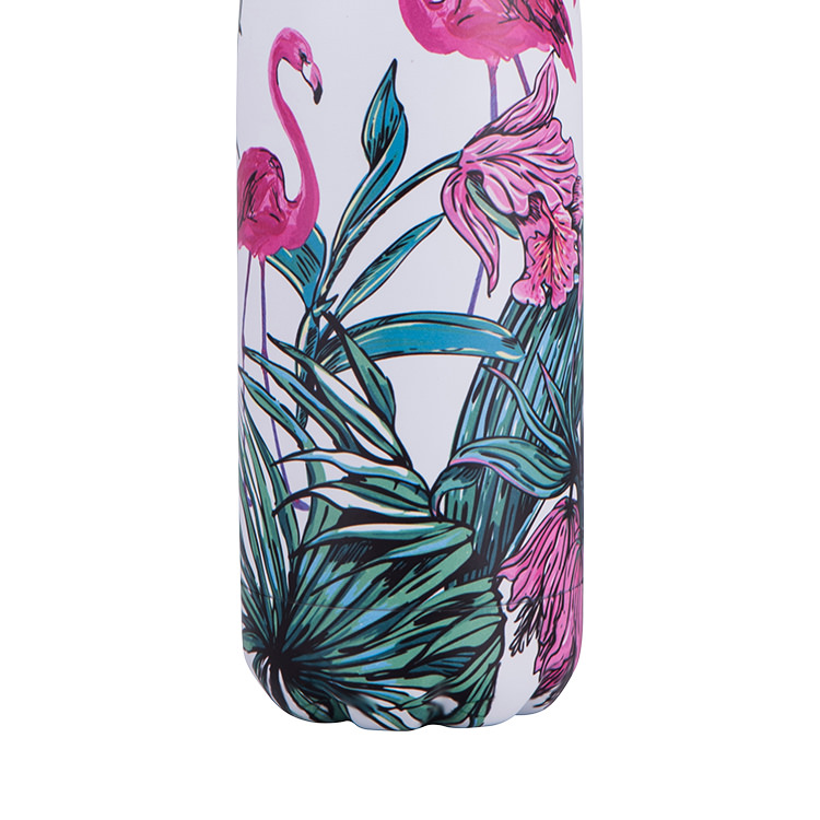 Avanti Insulated Drink Bottle 750ml Flamingo image #3