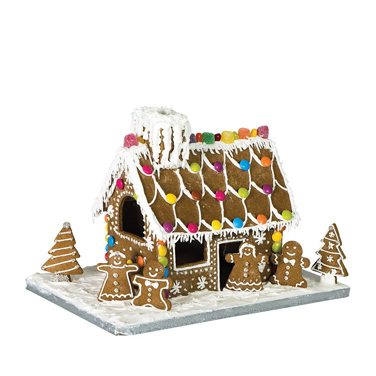 Avanti Gingerbread House Set 10pc