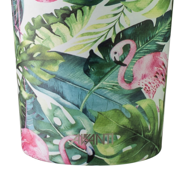 Avanti Go Cup Double Wall Insulated Cup 410ml Flamingo image #3