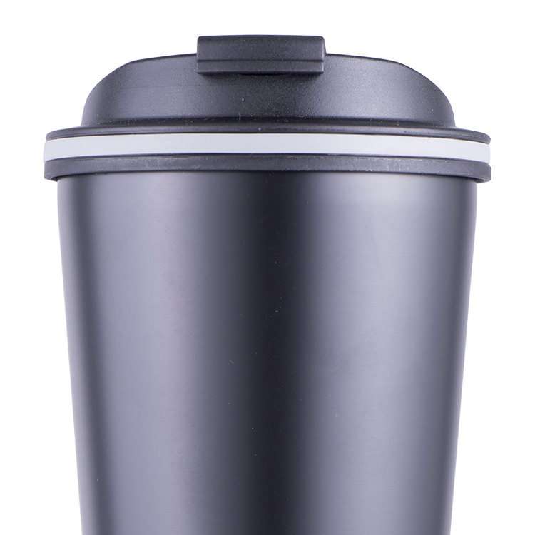 Avanti Go Cup Double Wall Insulated Cup 410ml Black