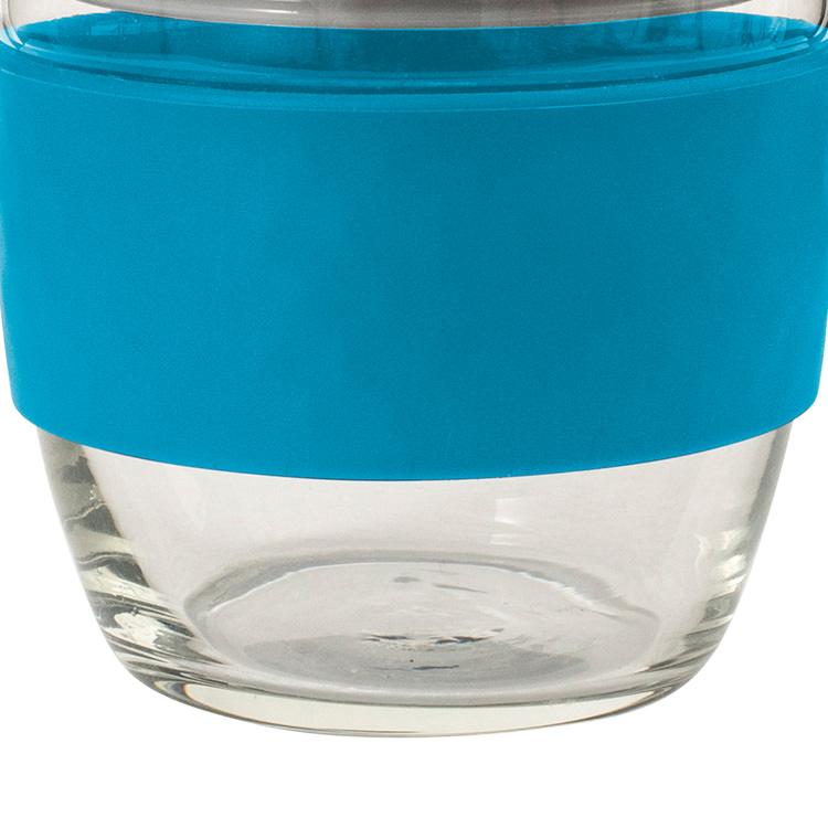 Avanti Go Cup Glass 236ml Blue/Grey/Yellow image #3
