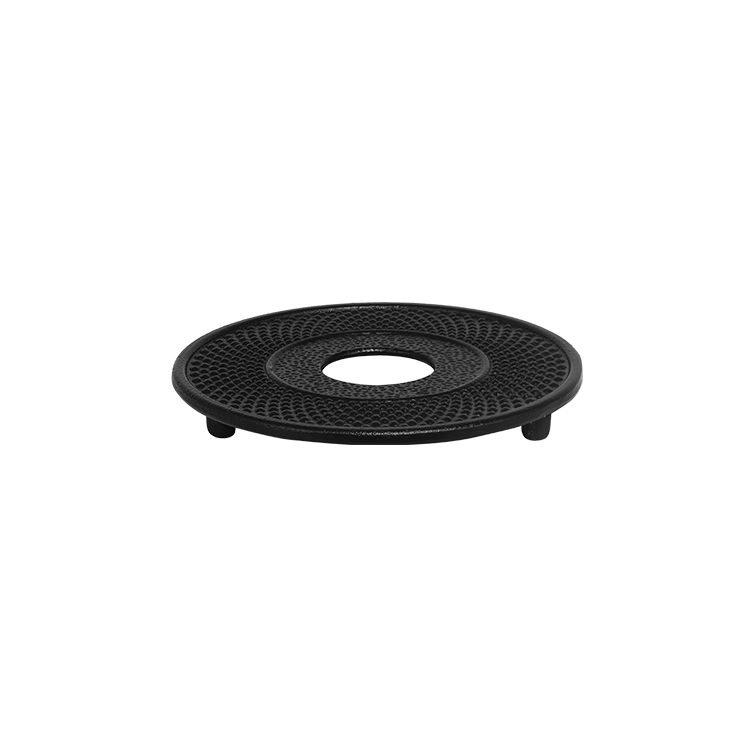 Avanti Hobnail Cast Iron Trivet Black 13cm