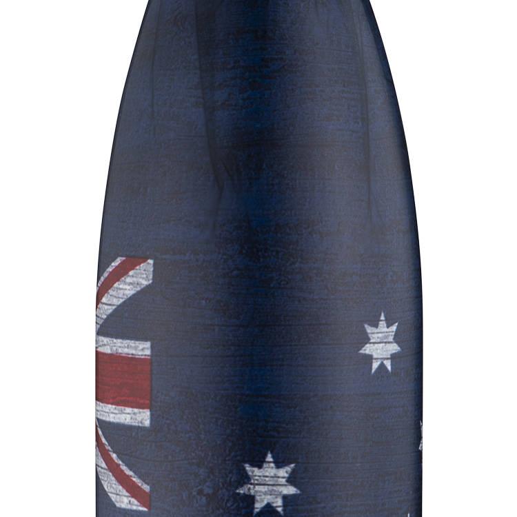 Avanti Insulated Drink Bottle 500ml Aussie Flag