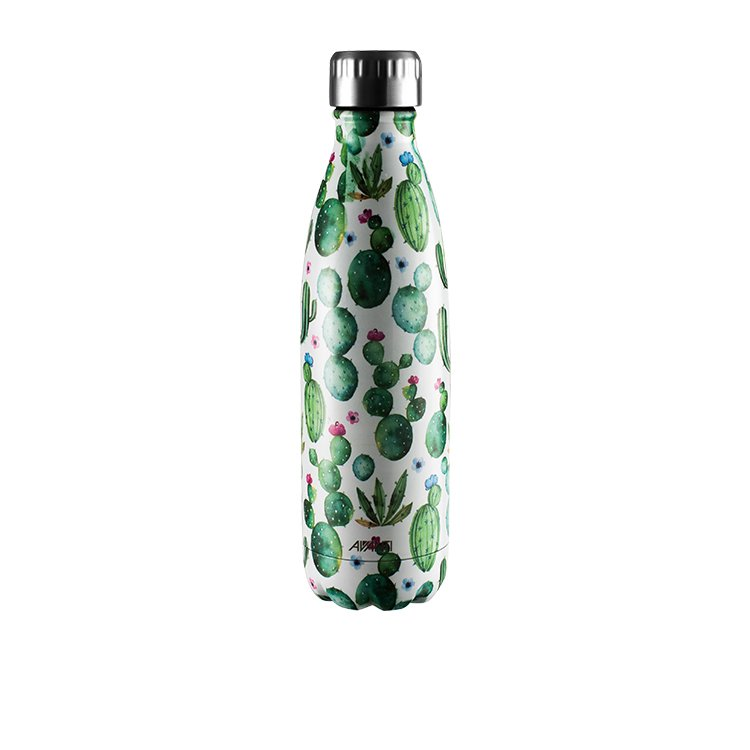avanti insulated drink bottle 500ml cactus fast shipping