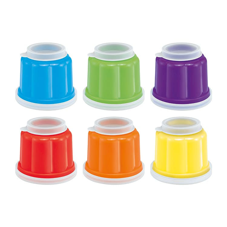 Avanti Jelly Moulds Set of 6