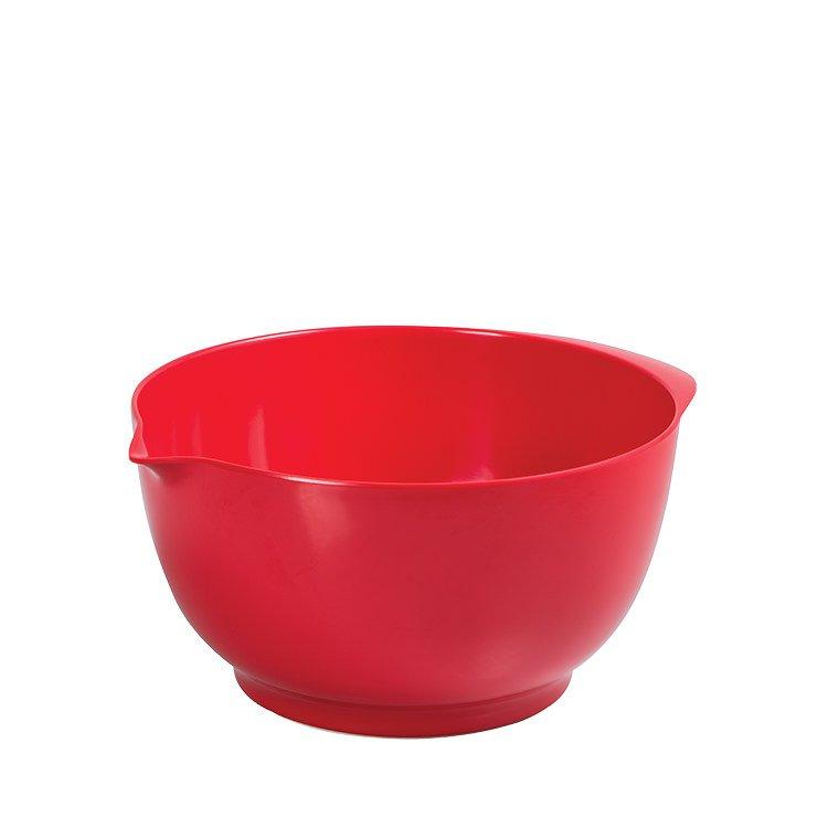 Avanti Melamine Mixing Bowl 1.5L Red
