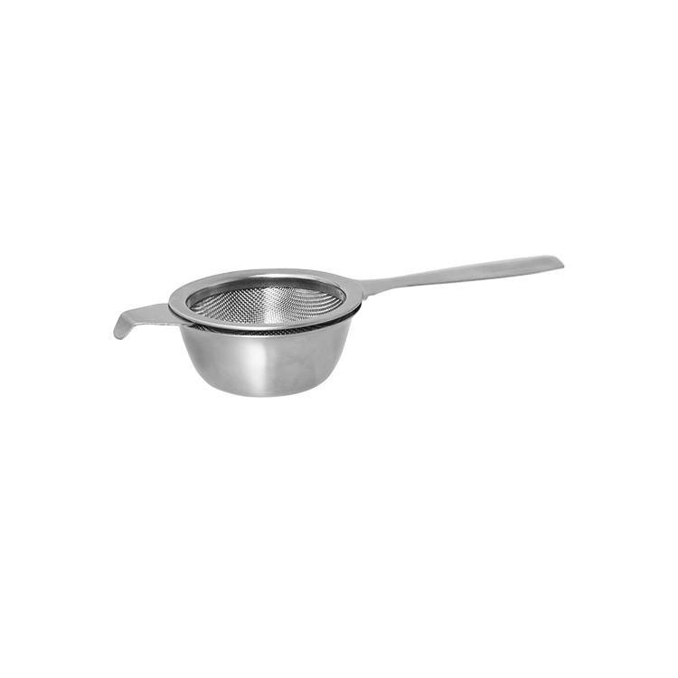 Avanti Mesh Tea Strainer w/ Drip Bowl