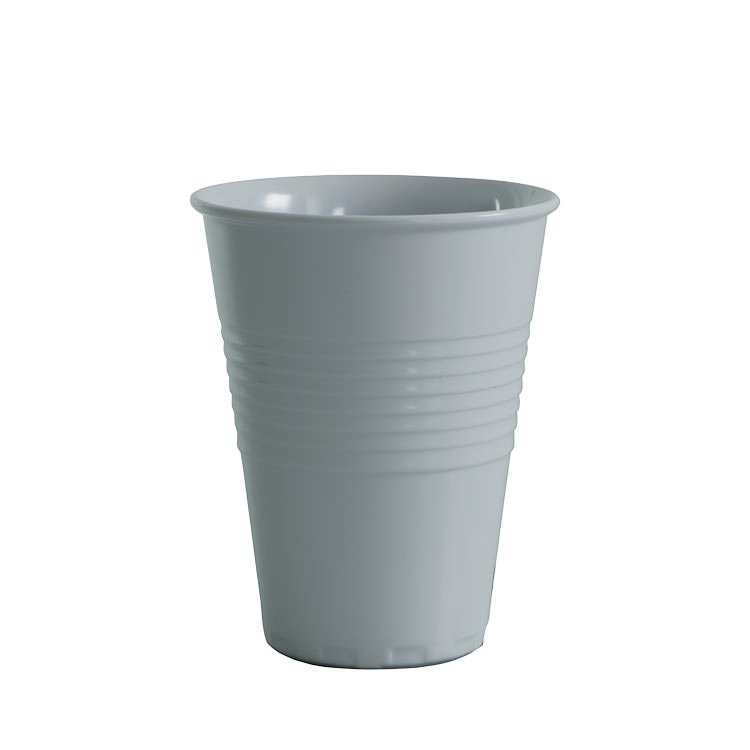 Avanti Miami Melamine Single Tone Cup White 400ml
