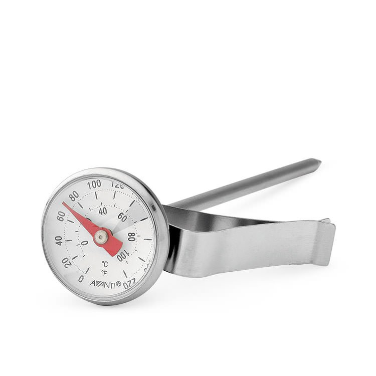 Avanti Milk Frothing Thermometer