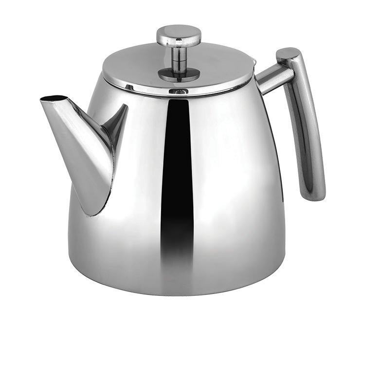 Avanti Modena Stainless Steel Double Wall Teapot 1.2L