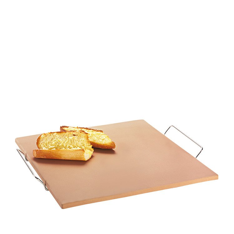 Pizza Baking Stone : Avanti pizza baking stone with rack on sale now