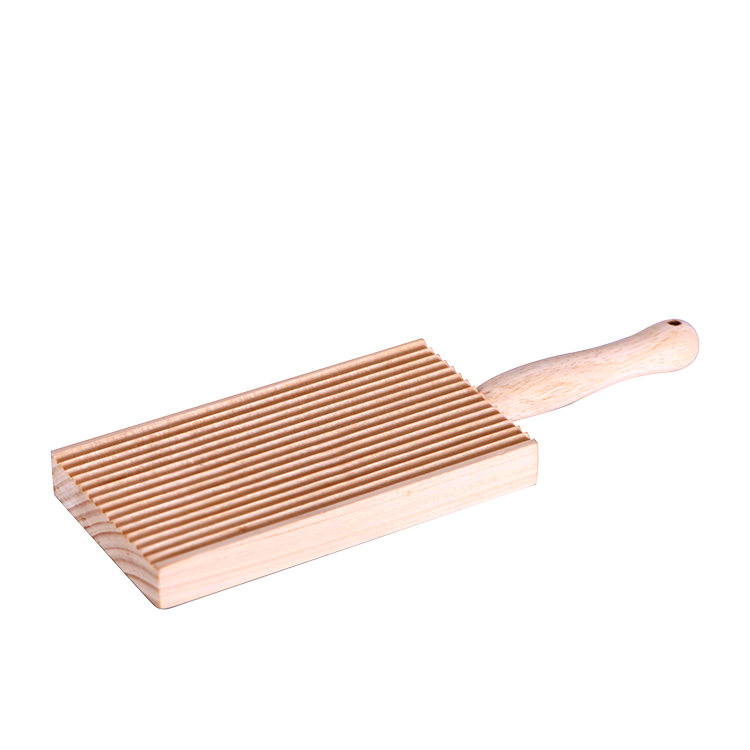 Avanti Rectangular Wooden Gnocchi Board 20x6.5cm Brown