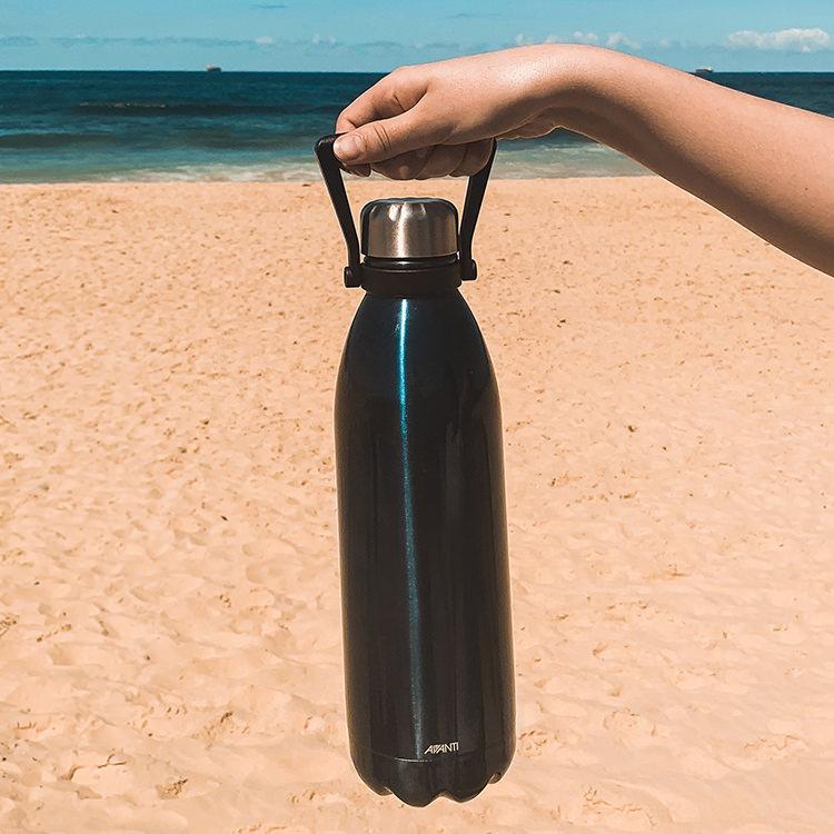 Avanti Insulated Drink Bottle 1.5L Steel Blue