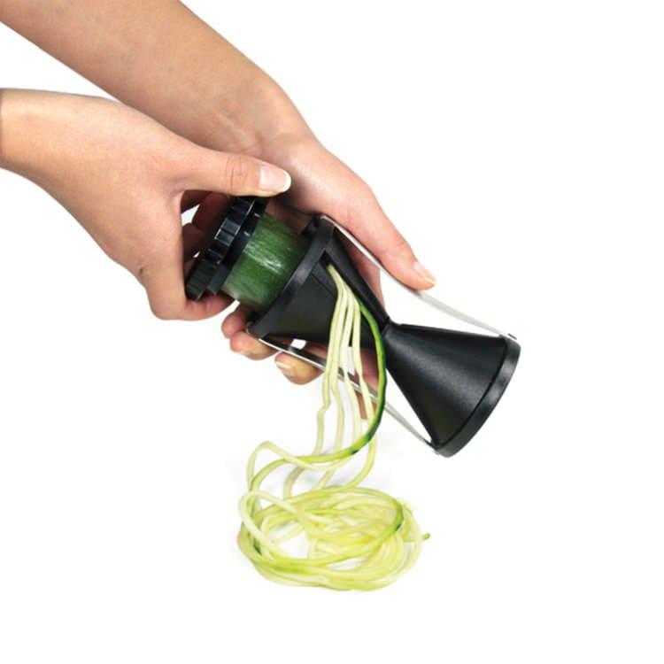 Avanti Spiral Vegetable Cutter Black