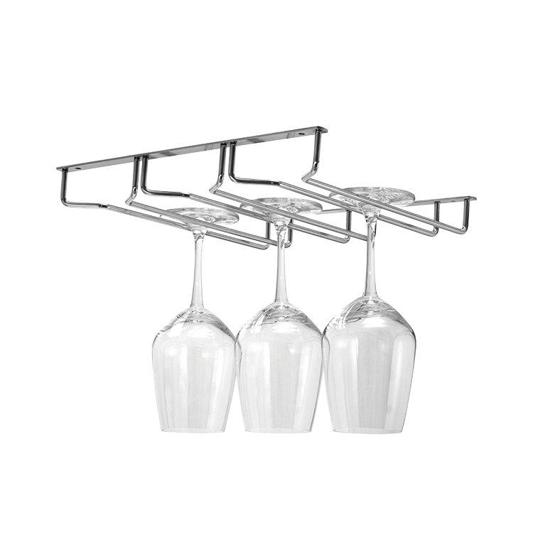 Avanti Stemmed Glass Rack Triple Row 28cm