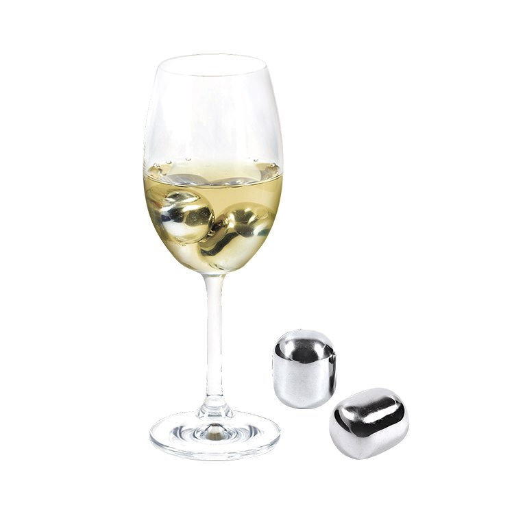 Avanti Wine Pearls With Velvet Pouch Set of 4