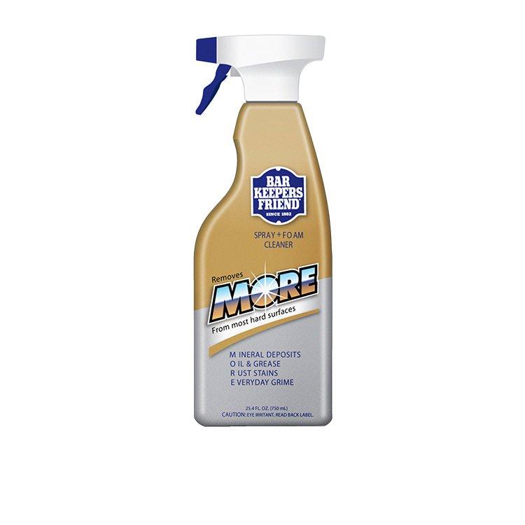 Bar Keepers Friend MORE Foam Spray 750ml