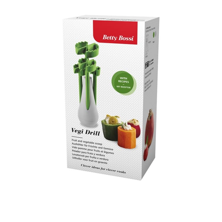 Betty Bossi Veggie Drill