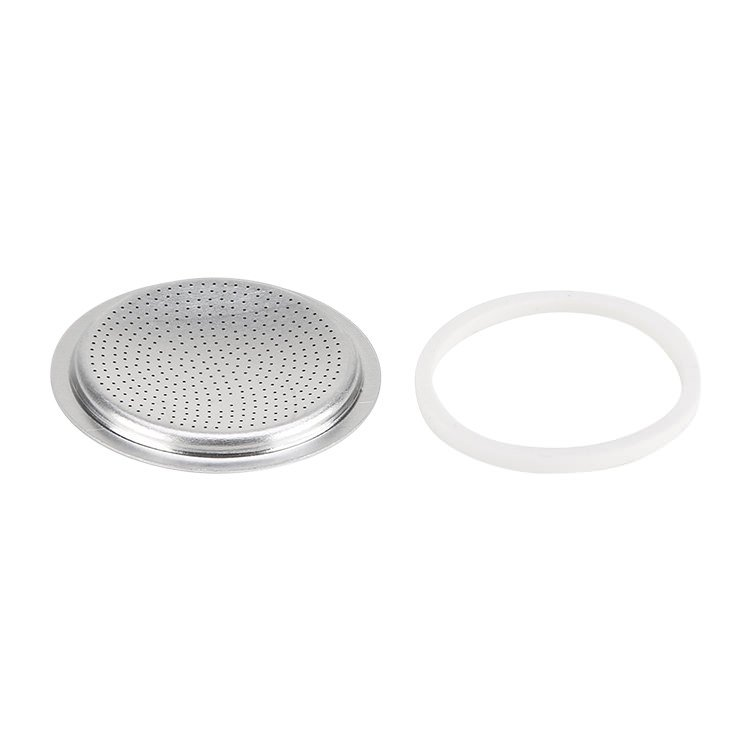 Bialetti Stainless Steel Gasket/Filter Plate 3/4 Cup