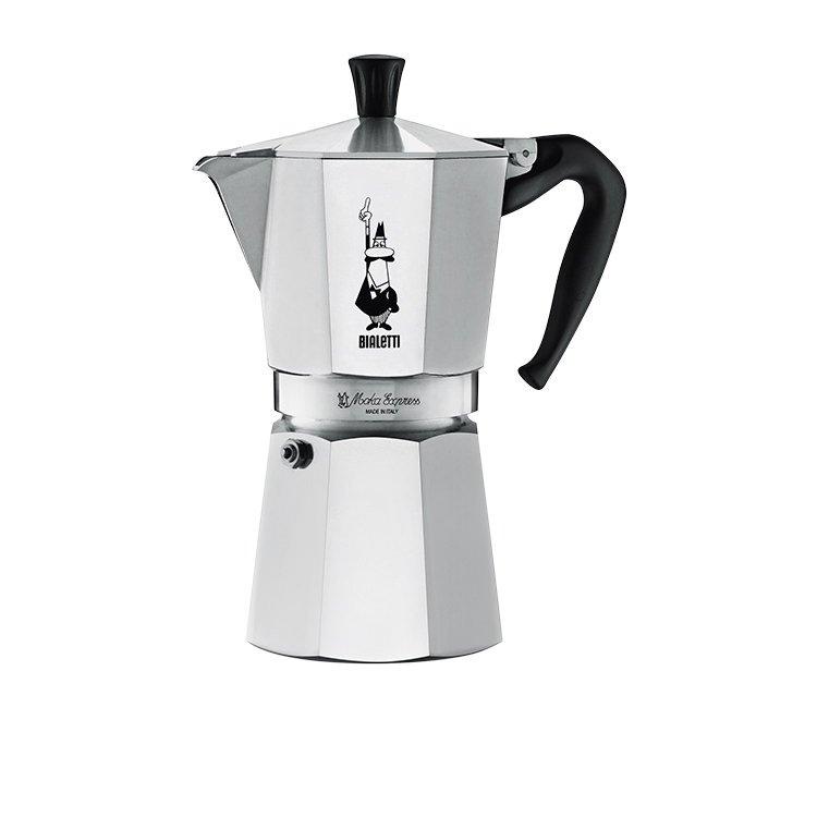 Bialetti Moka Express Stovetop Espresso Maker 9 Cup