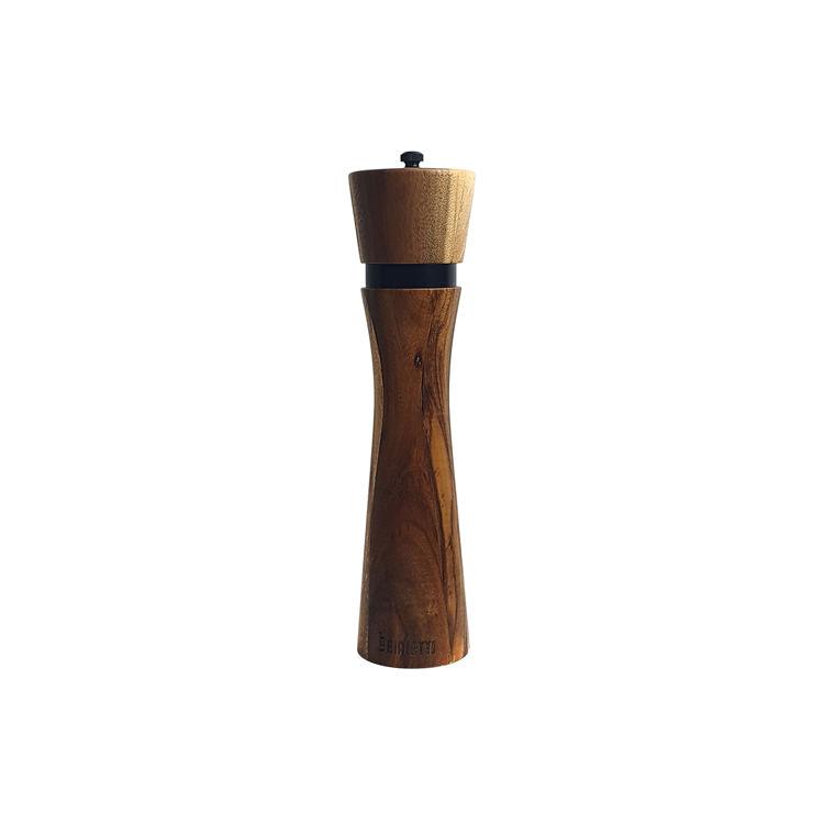 Bialetti Wooden Salt & Pepper Grinder 20cm