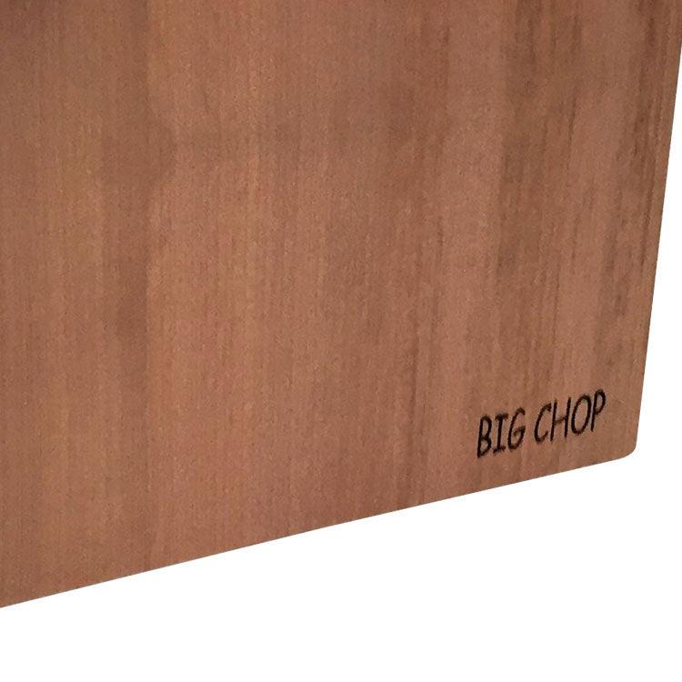 Big Chop Timber Knife Block Storage Auburn
