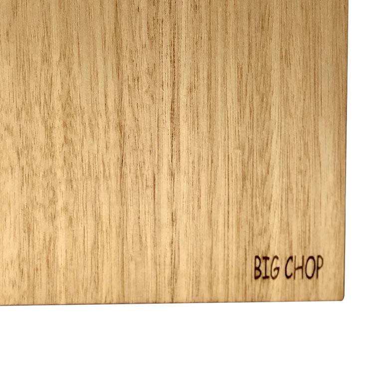Big Chop Timber Knife Block Storage Grain
