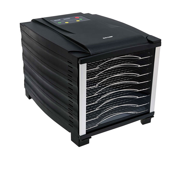 BioChef Arizona 8 Tray Food Dehydrator Black