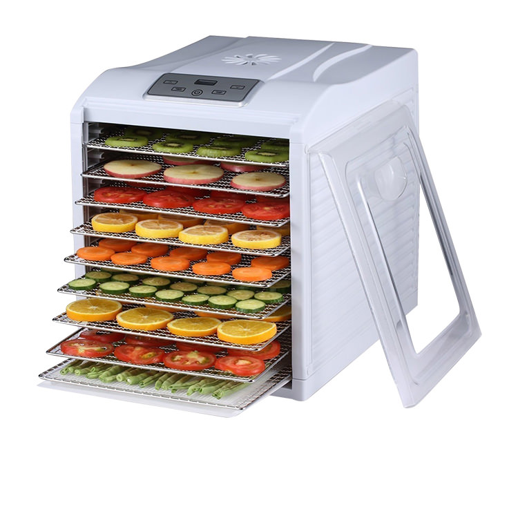 BioChef Arizona Sol 9 Tray Food Dehydrator White