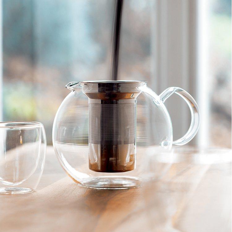Bodum Assam Tea Press 1L w/ Stainless Steel Filter image #2