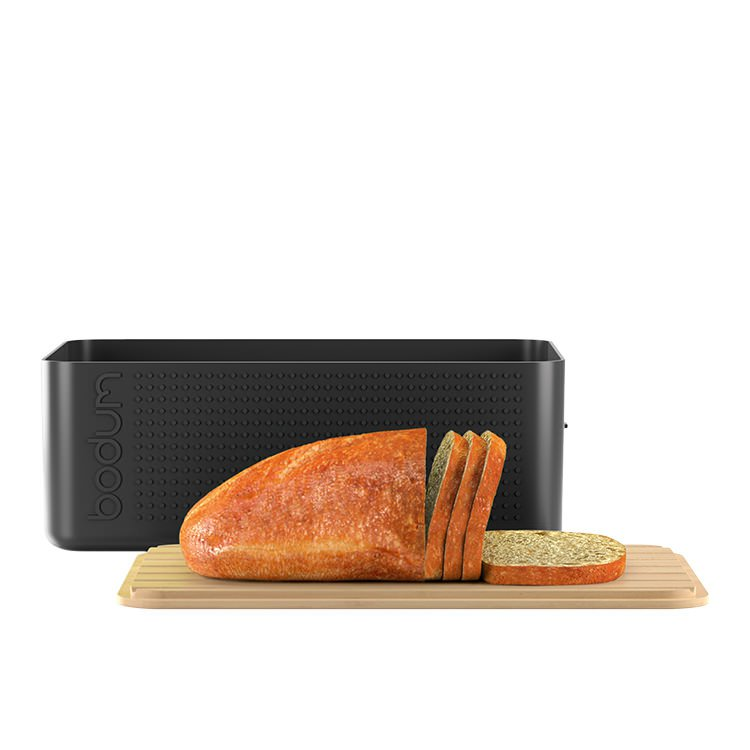 Bodum Bistro Bread Box Black