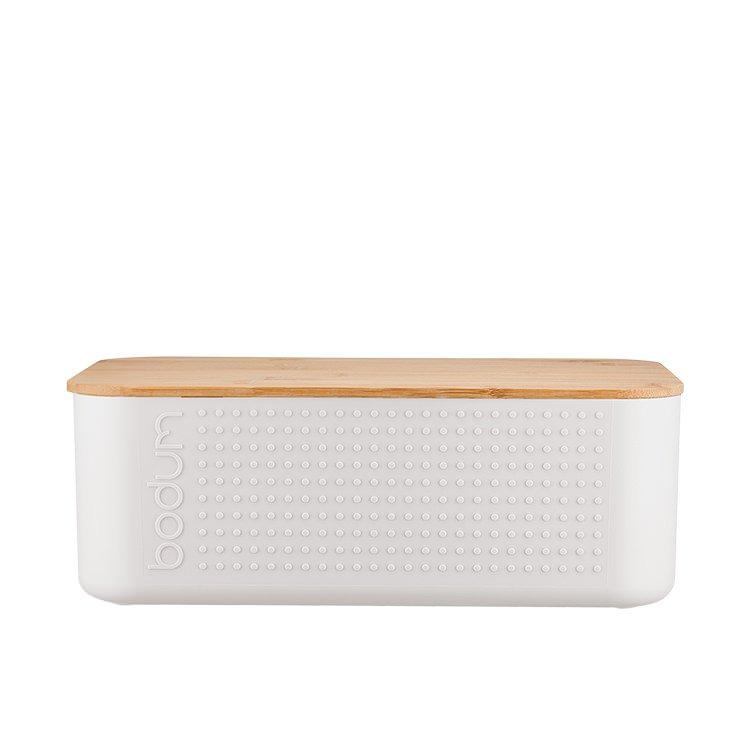 Bodum Bistro Bread Box Small Ivory