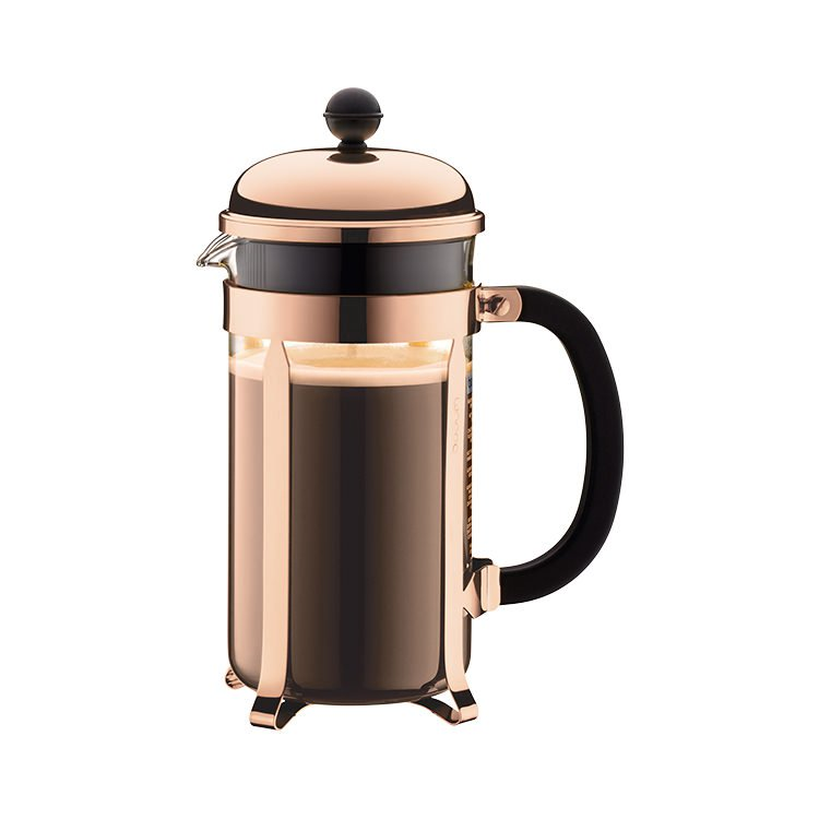 Bodum Chambord Coffee Press 8 Cup Copper