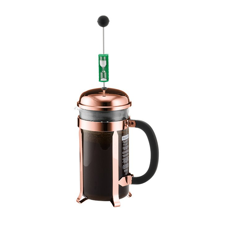 Bodum Chambord Coffee Press 3 Cup Copper image #2