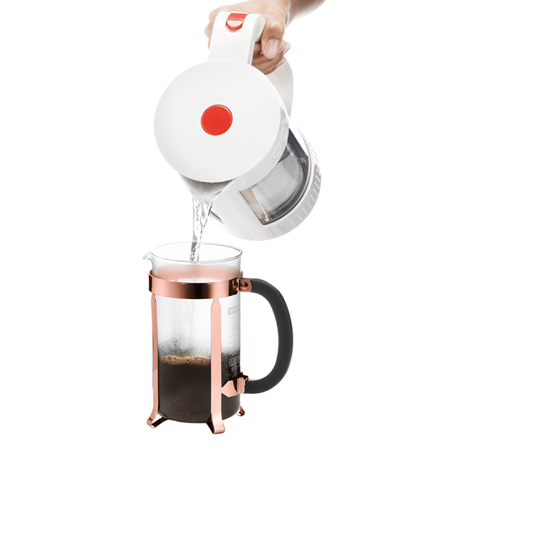 Bodum Chambord Coffee Press 3 Cup Copper image #5