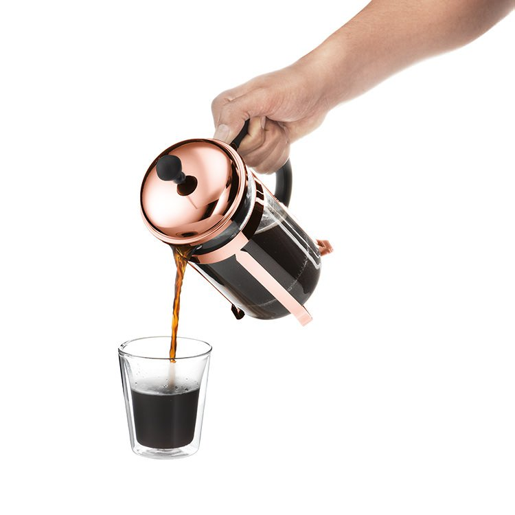 Bodum Chambord Coffee Press 3 Cup Copper image #4