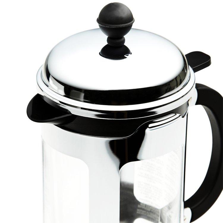 Bodum Chambord Coffee Press w/ Silicone Gasket 8 Cup