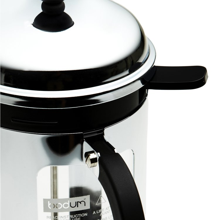 Bodum Chambord Coffee Press w/ Silicone Gasket 8 Cup
