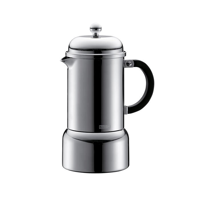 One Cup Coffee Maker Bodum : Bodum Chambord Espresso Maker 6 Cup - Fast Shipping