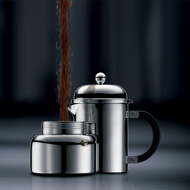 Bodum Chambord Espresso Maker 6 Cup - Fast Shipping