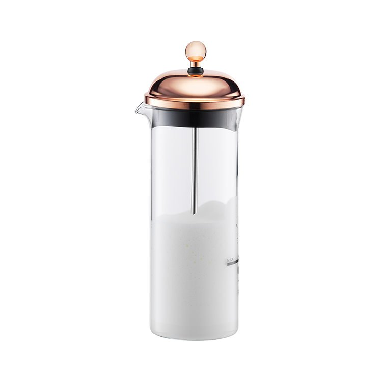 Bodum Chambord Milk Frother Classic Copper