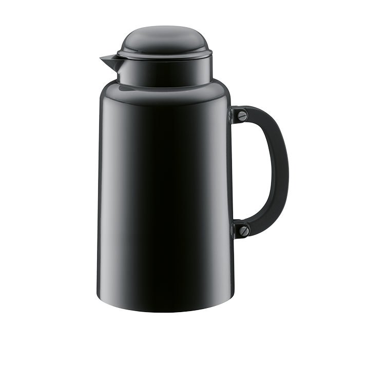 Bodum Chambord Thermo Vacuum Hot & Cold Beverage Jug 1L - Black
