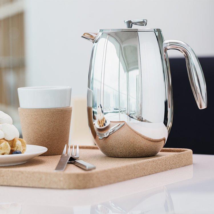 Bodum Columbia Twin Wall Coffee Press 12 Cup