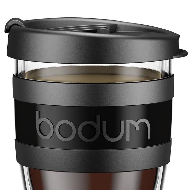 Bodum Joycup Travel Mug 300ml Black
