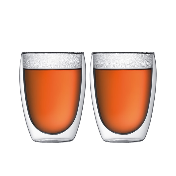 Bodum Pavina 2pc Double Wall Glasses 350ml