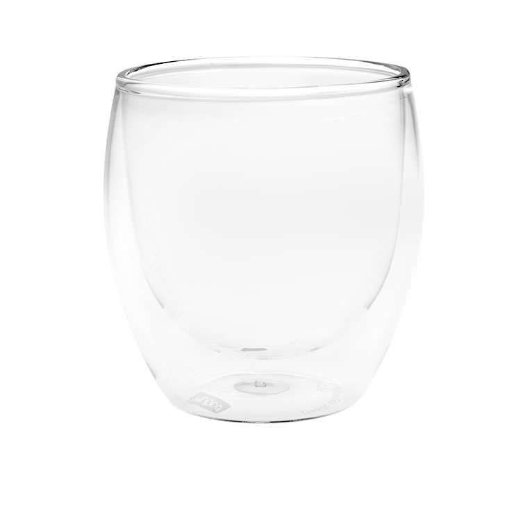 Bodum Pavina Double Wall Glasses 250ml - Buy 6 Get 8