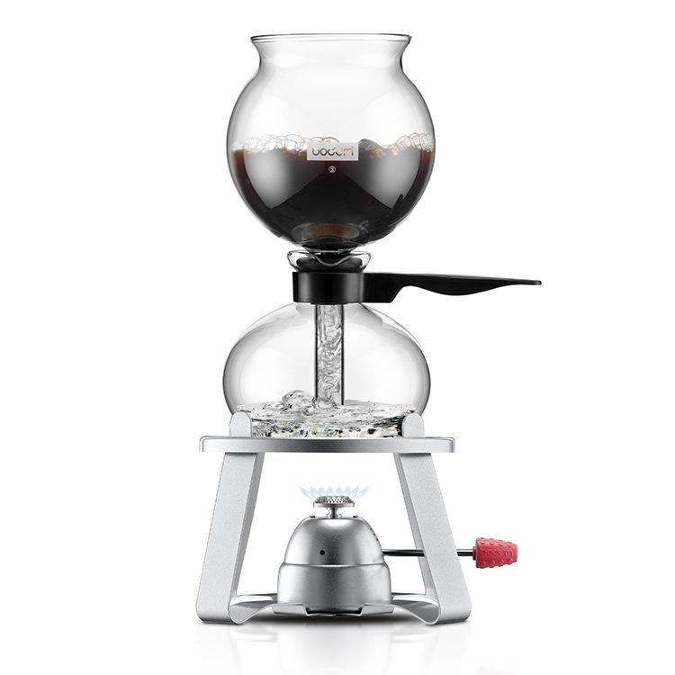 Bodum Pebo Vacuum Coffee Maker 8 Cup