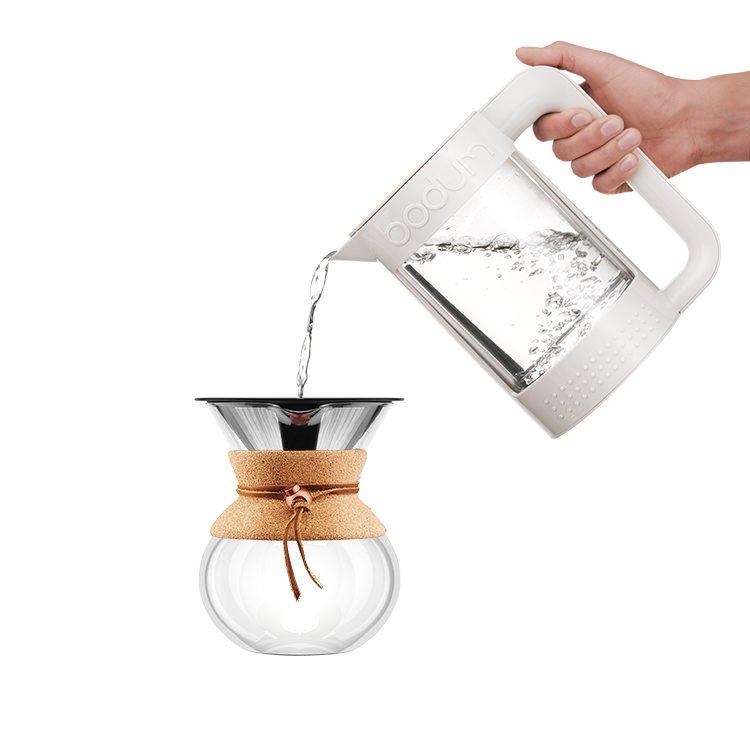 Bodum Pour Over Coffee Maker 4 Cup Cork