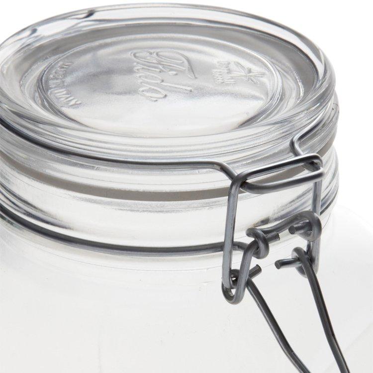 Bormioli Rocco Fido Jar Herm 2.1L